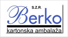 Kartonska ambalaža Berko