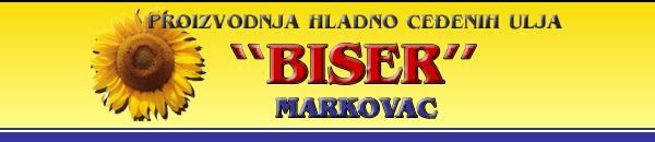 BISER Markovac
