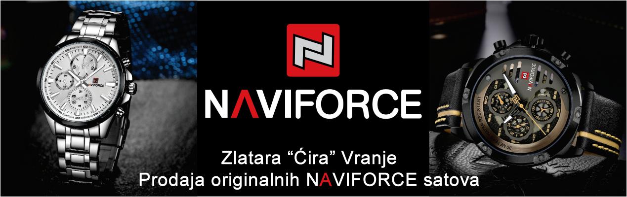 SATOVI NAVI FORCE
