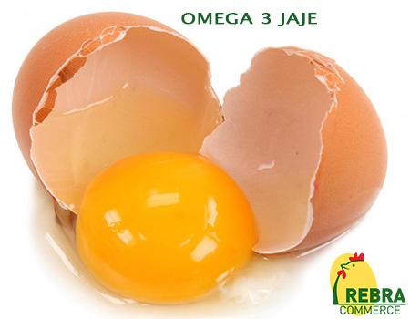 Konzumna jaja obogaćena Omega 3 masnim kiselinama