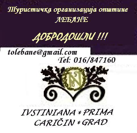 Turistička organizacija Lebane
