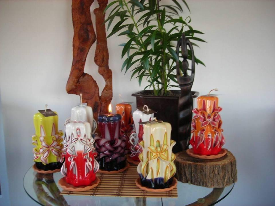 Ukrasne sveće-Proizvodnja ukrasnih sveća MOJIĆ