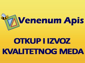 Med u kesicama za ugostiteljstvo Venenum Apis doo
