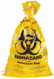 Kese za odlaganje infektivnog otpada
