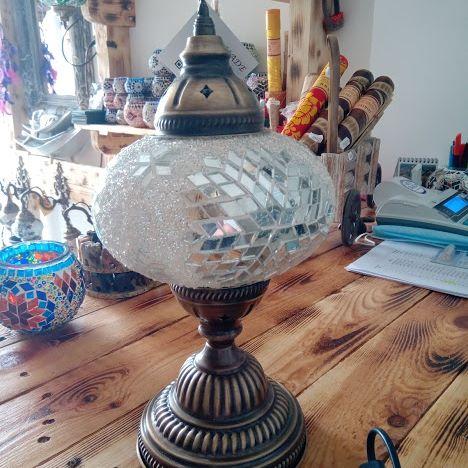 mozaik-lampe