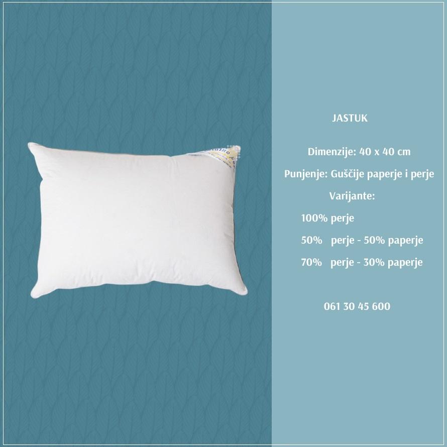 paperjasti jastuk