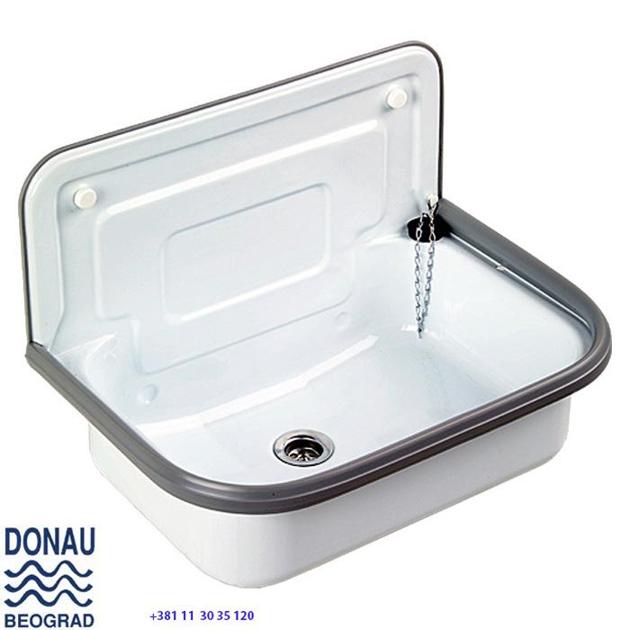 Vindabona-lavabo emajlirani