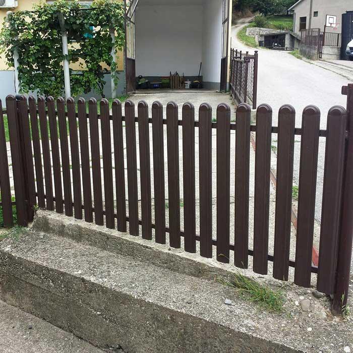 Plastične ograde